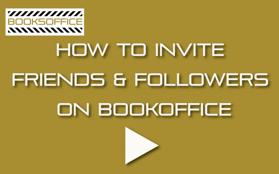 How to Invite Friends and Followers