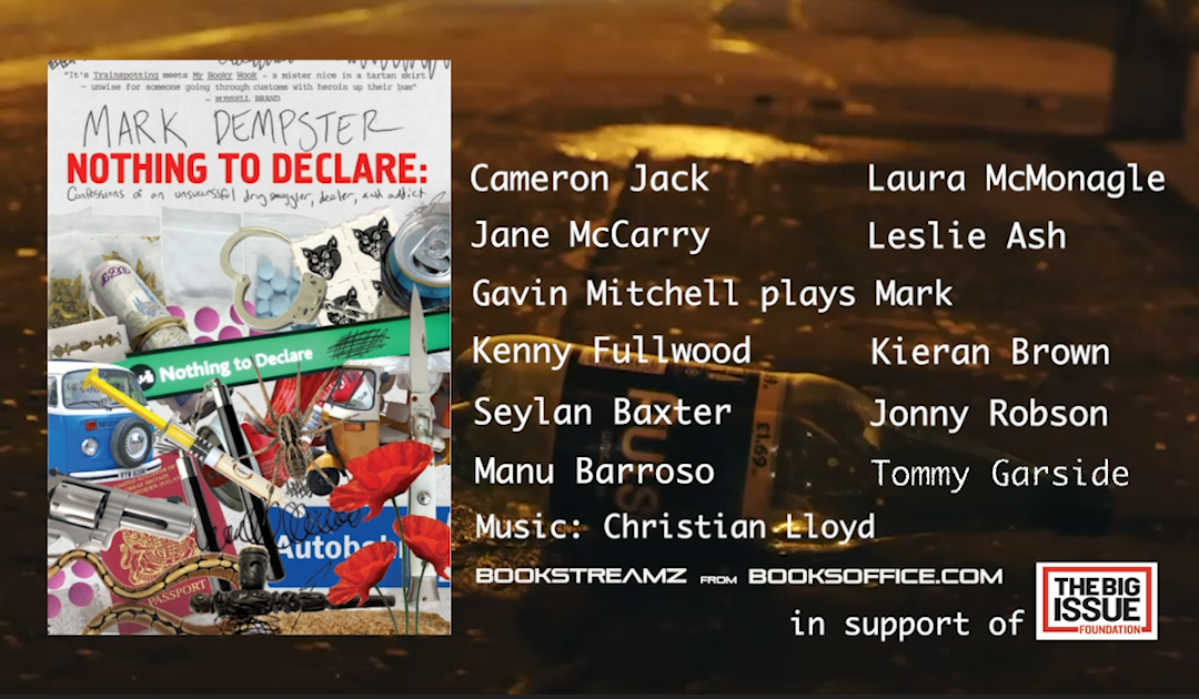 BookStreamz – Nothing To Declare