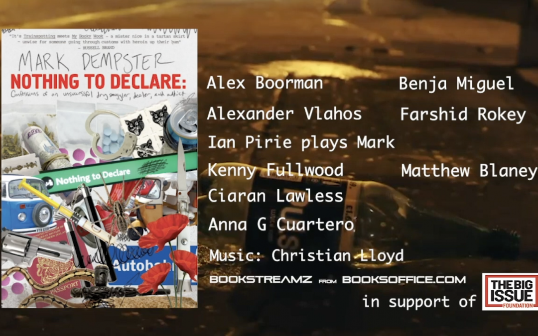 BookStreamz – Nothing To Declare Episodes 9 and 10
