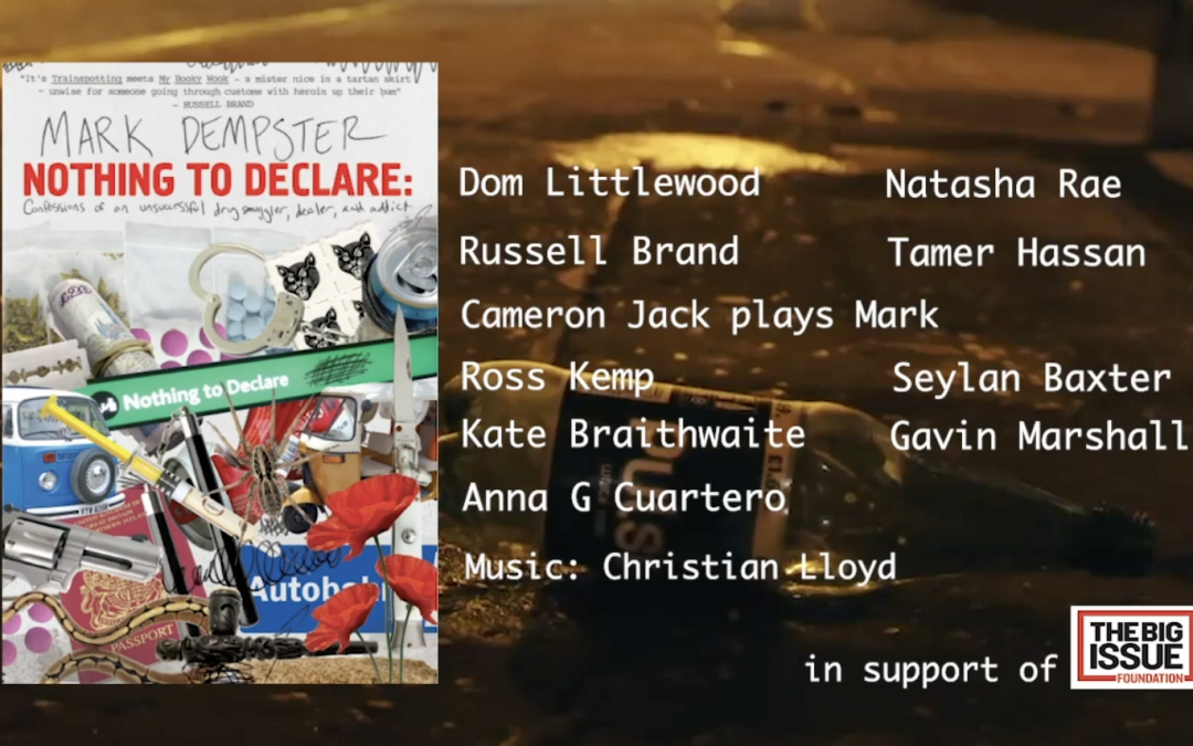 BookStreamz – Nothing To Declare Episodes 11 and 12